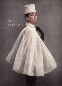 audrey in a cape